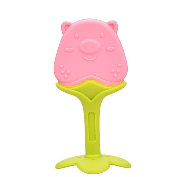 Silicone Fruit Baby Teether
