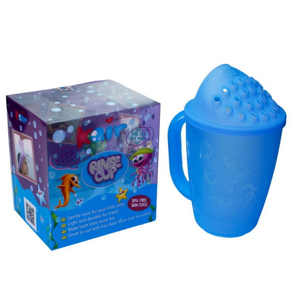 Baby Silicone Shampoo Cup