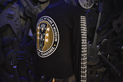 Circle Logo Instrument Long Sleeve