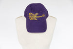 Musicians Hall of Fame Guitar Cap- Purple
