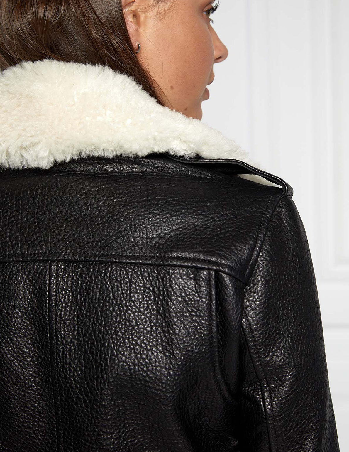 STROLLING JACKET (detachable collar)