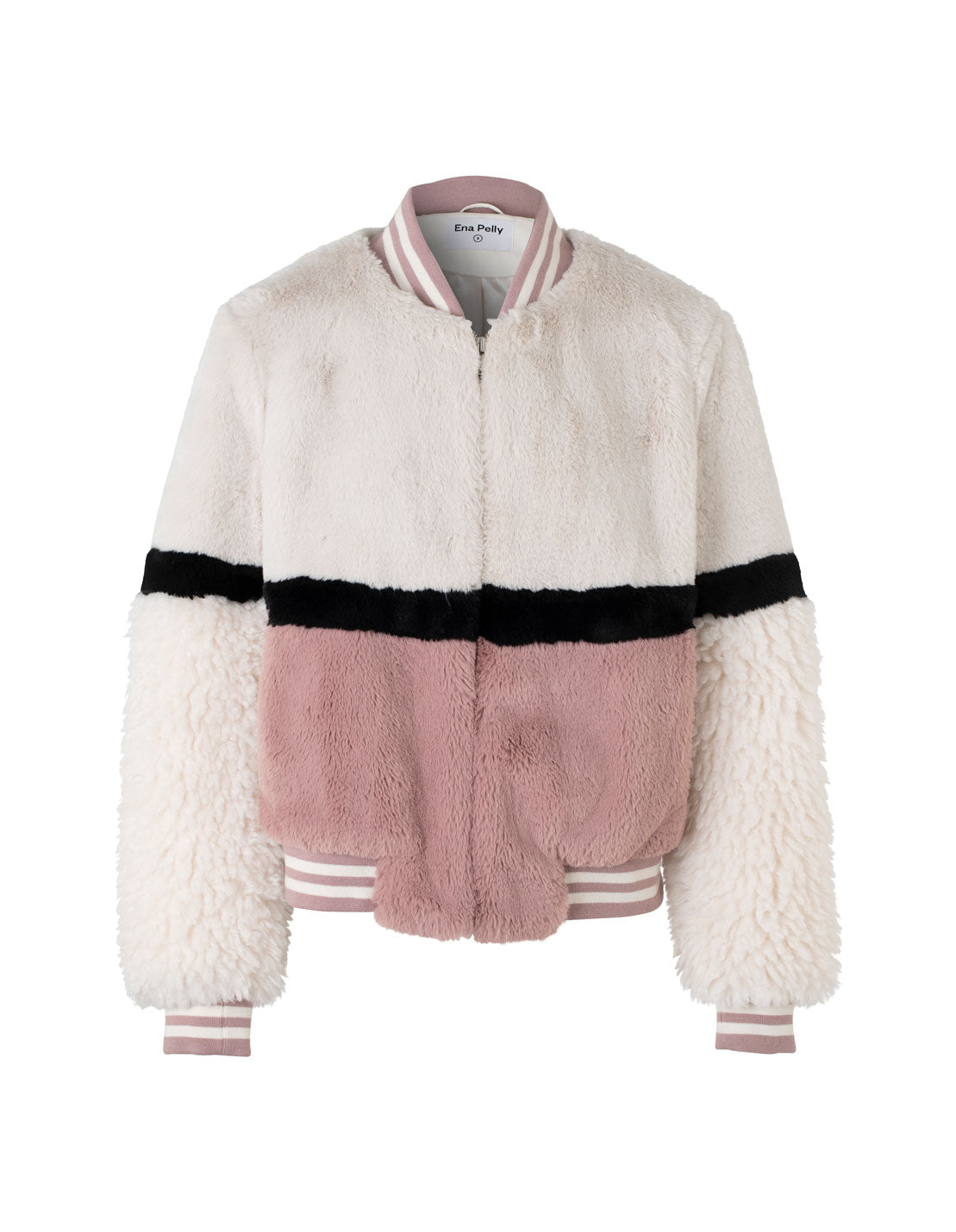 Ruby Faux Fur Bomber