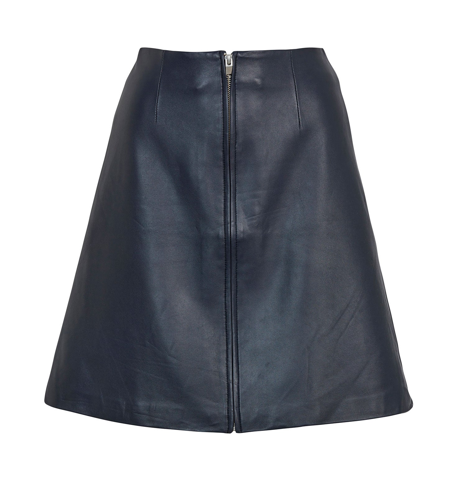 Angie A-line Skirt- Navy