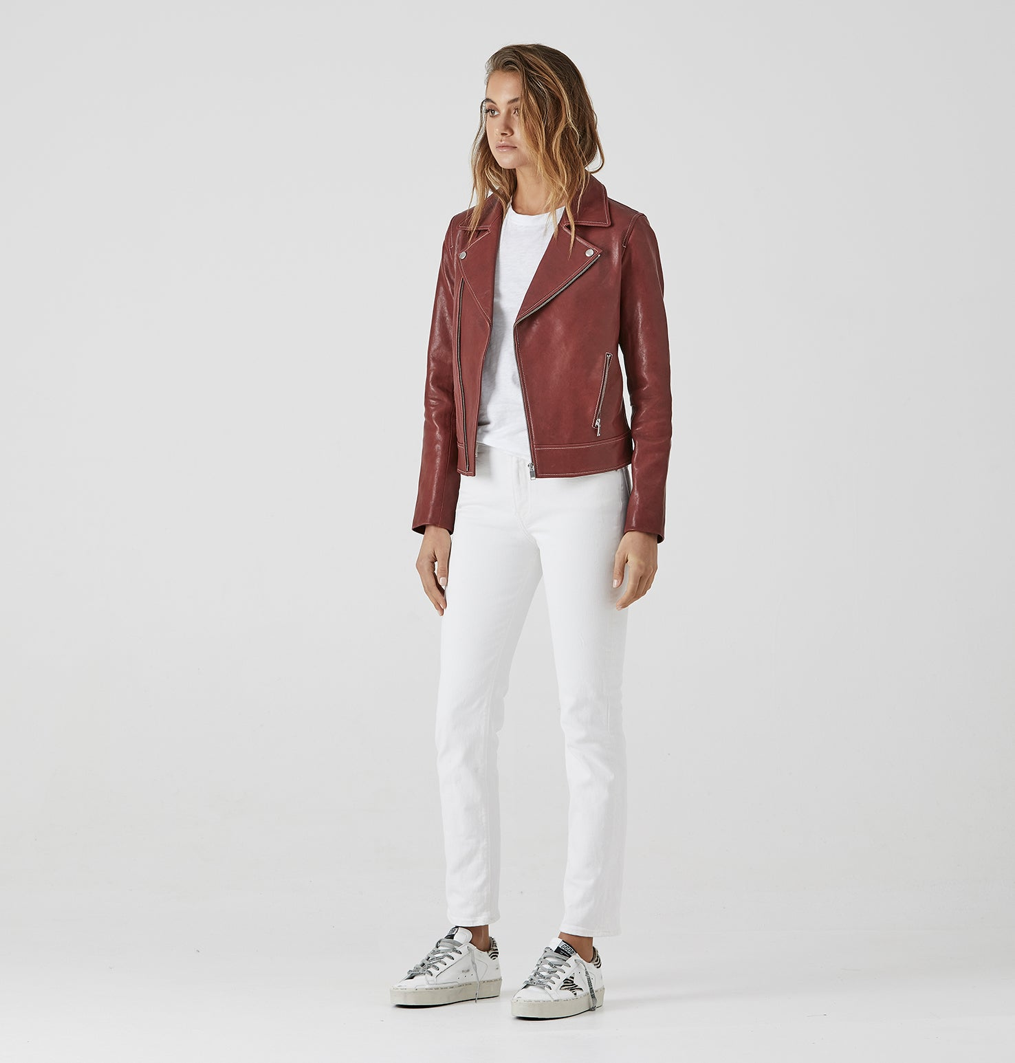 Essential Biker Jacket
