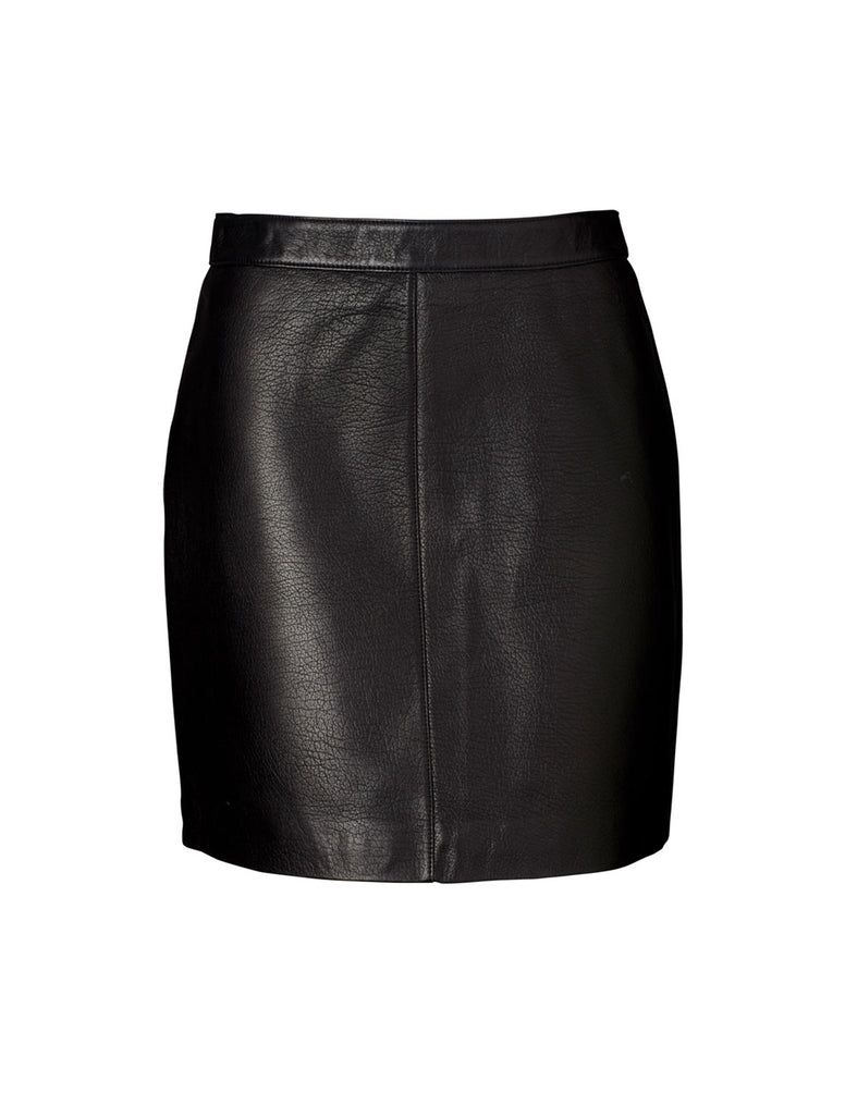 Frill Mini Skirt