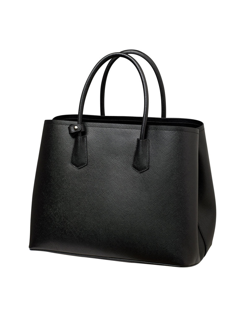 Tote Bag - Black/Black