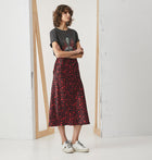 Slip Skirt - Love Heart