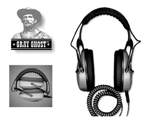 Gray Ghost Deep Woods headphones