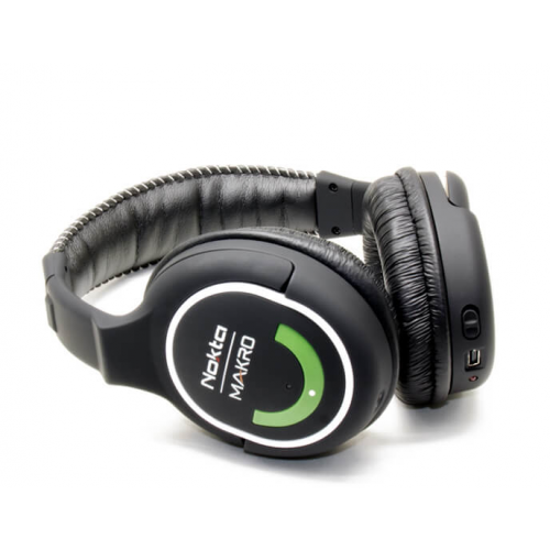 Nokta 2.4GHz Wireless Headphones - green Edition