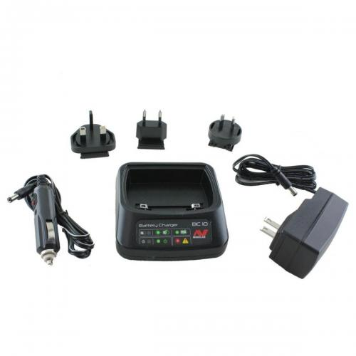 MINELAB CTX3030 CHARGING STATION FOR BATTERY AND WIRELESS MODULE