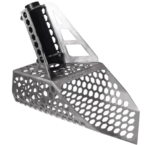 Evolution Type R Pro sand Scoop stainless steel