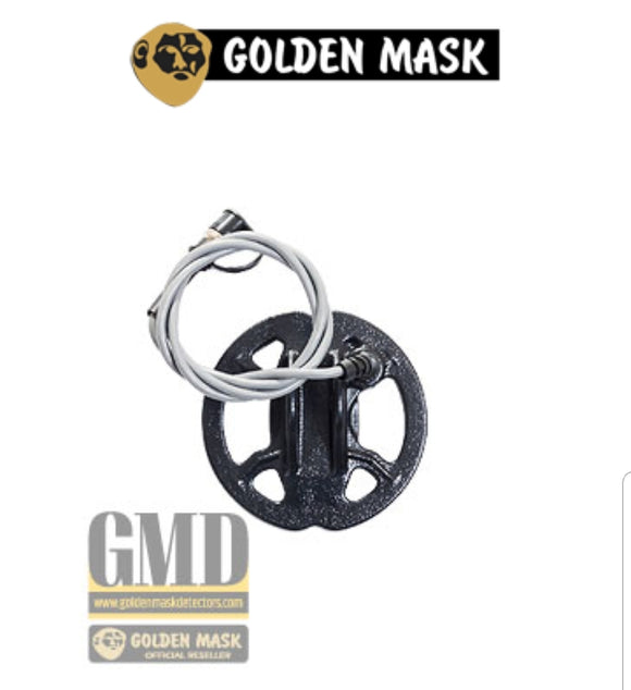 Golden Mask 5 inch | 13 cm - Double D Spider