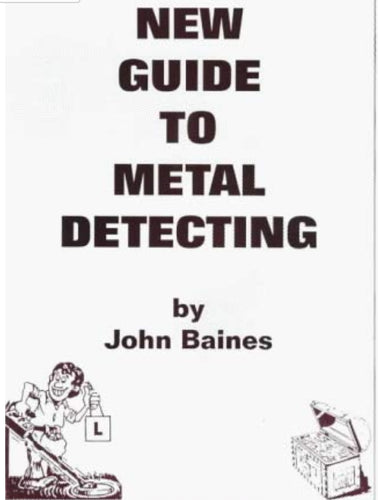 New guide to metal detecting
