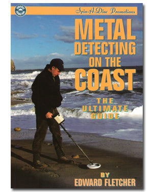 Metal detecting on the coast