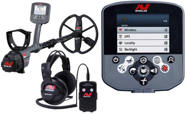 MINELAB CTX 3030 STANDARD PACKAGE