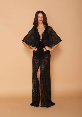 Leve cover up dress