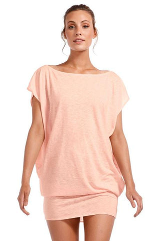 Ella Tunic - EcoCotton Perla Rose