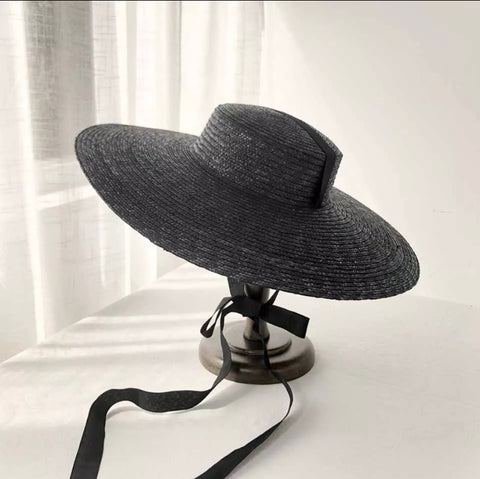 Large Flat Top sun Hat