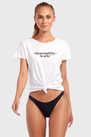 Sustainability is Sexy Tee