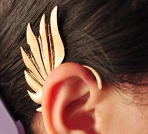 Fairy Wings Ear cuffs