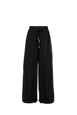 Side Slit Resort Pant