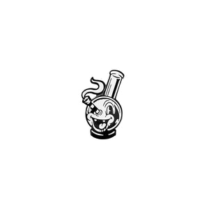 The Babyface Bong Pin by Junkyard