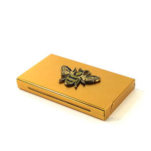 The Worker Bee Joint Case in Gold