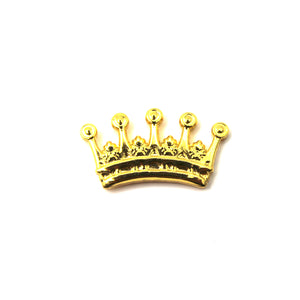 The Five Point Crown Pin