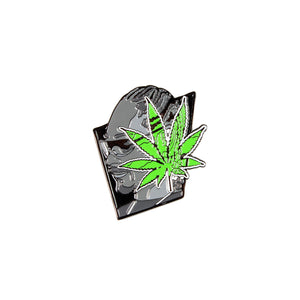 The 'Weed Everyday' Pin