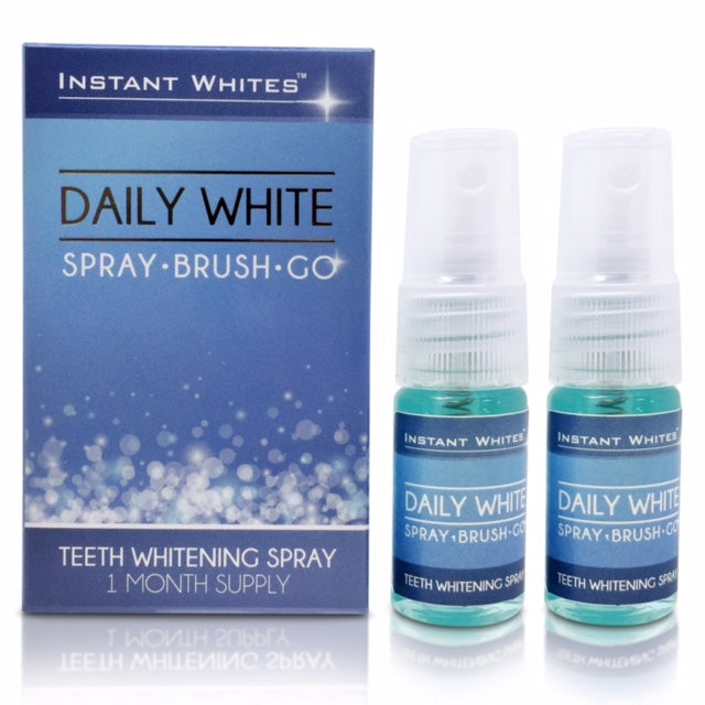 Daily White Teeth Whitening Spray