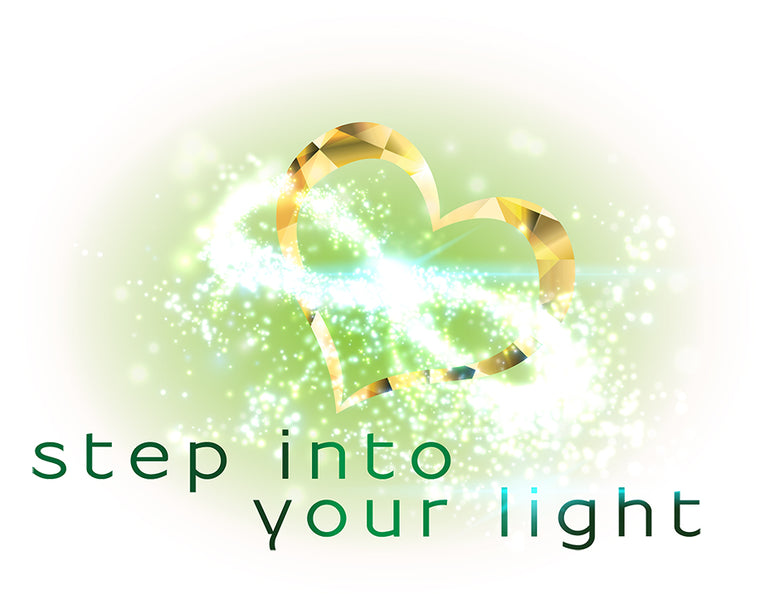 The Step into your Light journey