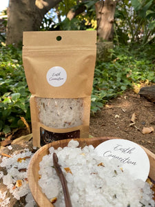 Earth Connection Salt ~ Earthing & connecting to Mother Earth