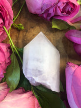 Brandberg Quartz Isis Point ~ High vibration, spiritual alchemy, soul healing & ascension (#2)