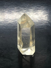 Citrine Point (small) ~ Abundance, authenticity, connection, flow & harmony (73)