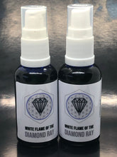 White Flame of the Diamond Ray Elixir (oil), 30ml ~ living in a state of oneness & love