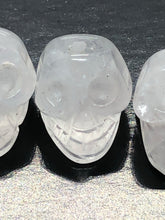 Mini Clear Quartz Skulls