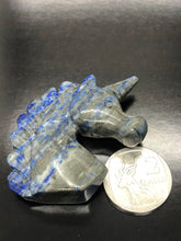 Lapis Lazuli Unicorn ~ wisdom, soul truth & channeling (8)