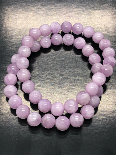 Kunzite ~ high vibration, clearing emotional blockages, love & divine connection