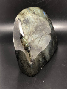Labradorite, self standing ~ magic, opportunity, healing, perspective & support (2)