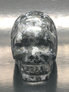Merlinite Skull (small to medium) ~ ascension & light work (2)