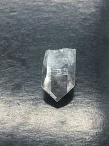 Miniature Clear Quartz Isis Point (timelink) ~ Power, clarity, amplification, connection, truth & perspective (60)