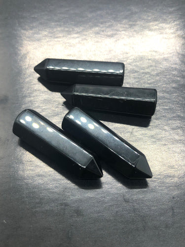 Black Obsidian Generator Points (small) ~ transmutation & alchemy