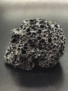 Lava Skull (small) ~ ascension & light work (2)