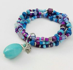 Courage bracelet ~ the courage to move forward