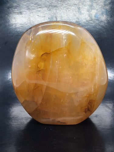 Golden Healer Quartz Freeform ~ motivation, possibilities, grounding, energy clearing & 5D solar plexus (2)
