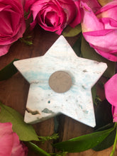 Caribbean Calcite Star ~ earthy, watery, connected, grounding, stabilising (#1)