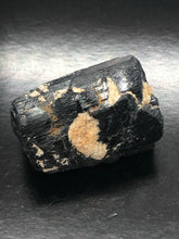 Black Tourmaline Block ~ energy cleansing, balance & grounding (6)