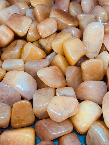 Peach aventurine ~ creativity & leadership