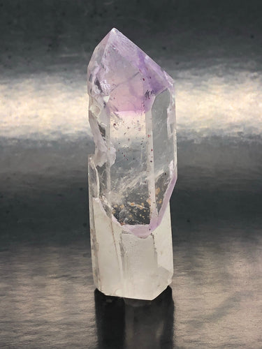 Brandberg Amethyst Sceptre (small) with a key (32)