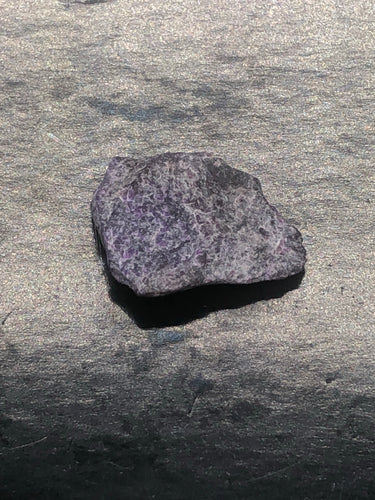 Sugilite (small) ~ Soothing healing, psychic ability, powerful dreaming & psychic protection (6)